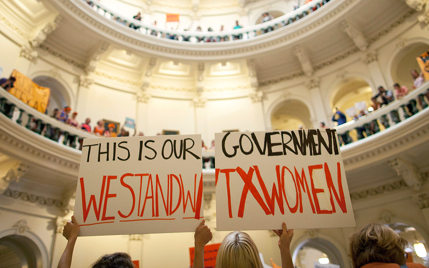 Photo of Struggle to defend women's right to abortion heats up in Texas