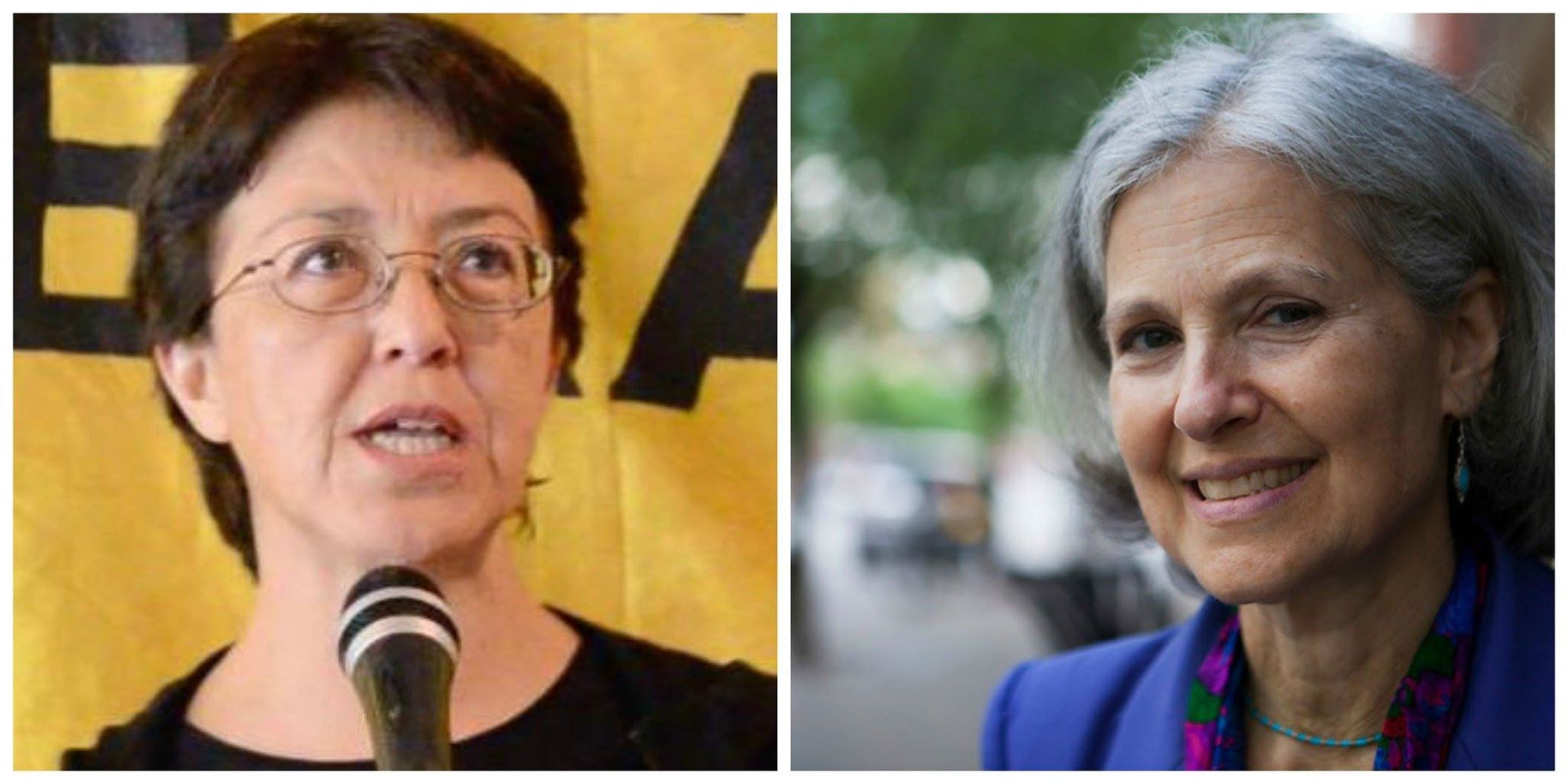 Photo of Listen now: Gloria La Riva and Jill Stein respond to Sanders, Trump victories