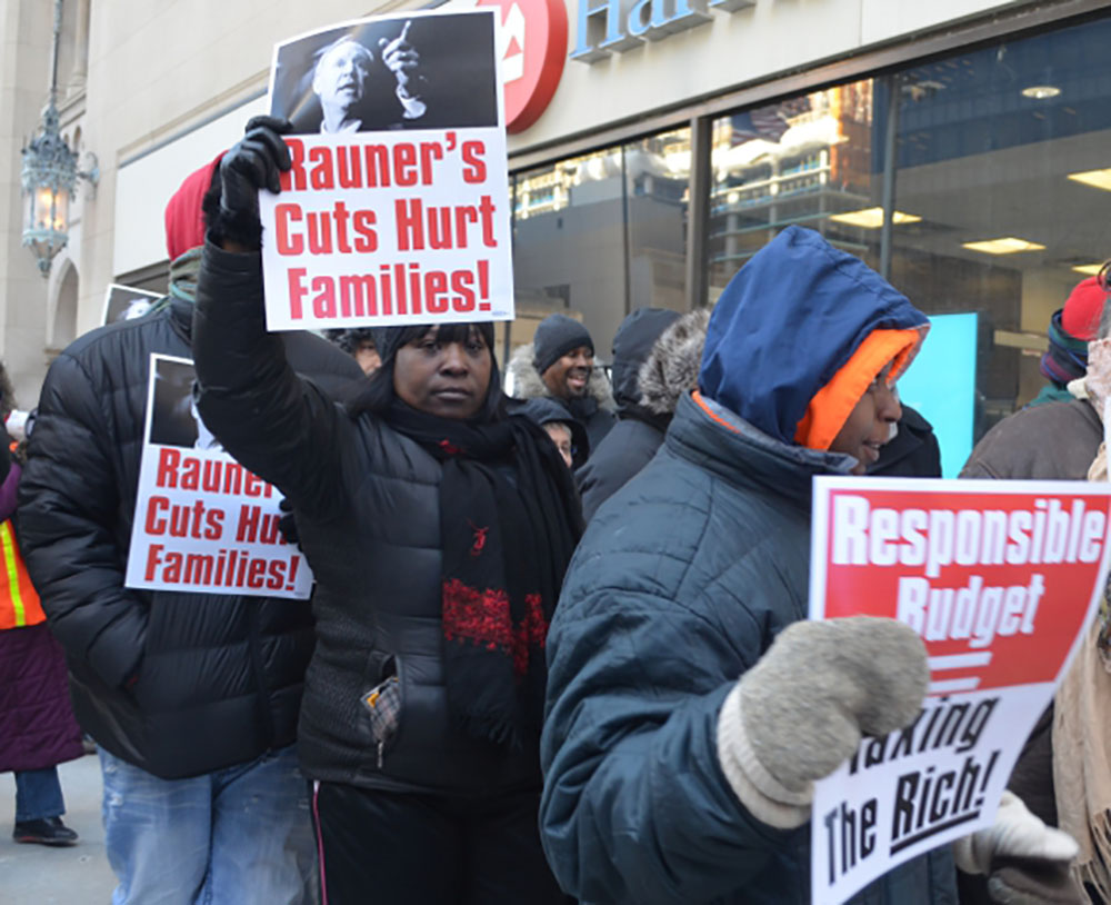 Photo of Illinois: Why haven't Democrats used supermajority to stop Rauner?