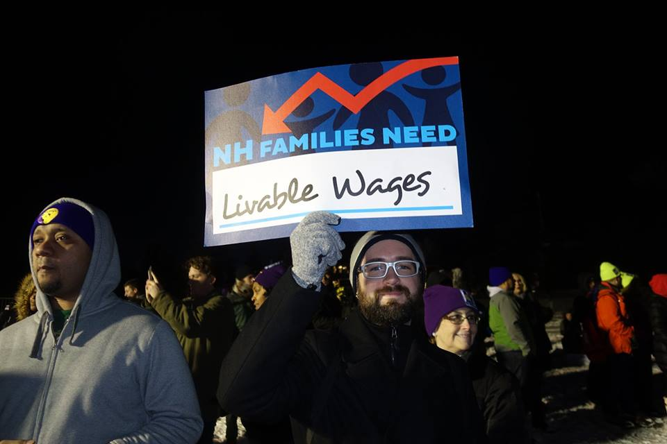 Photo of Half of New Hampshire workers make less than $15/hour