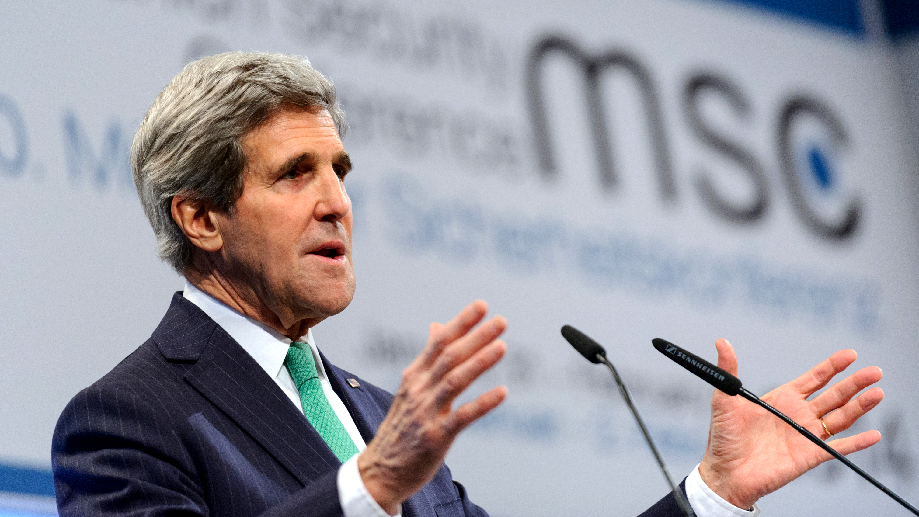 Photo of Kerry's 'Plan B' sends message to 'moderate rebels': Keep fighting
