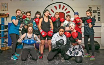Toronto Newsgirls Boxing Club