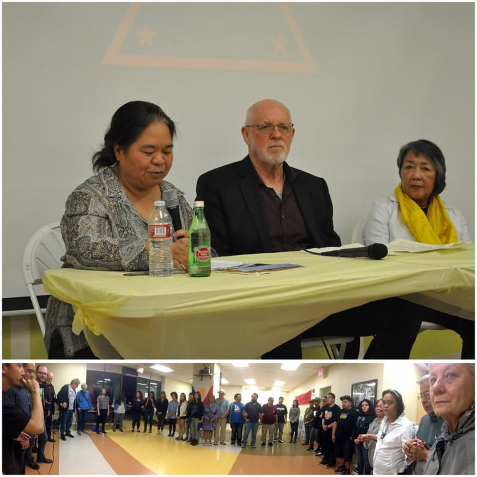 Photo of Los Angeles celebrates 30th anniversary of Filipino People Power Revolution