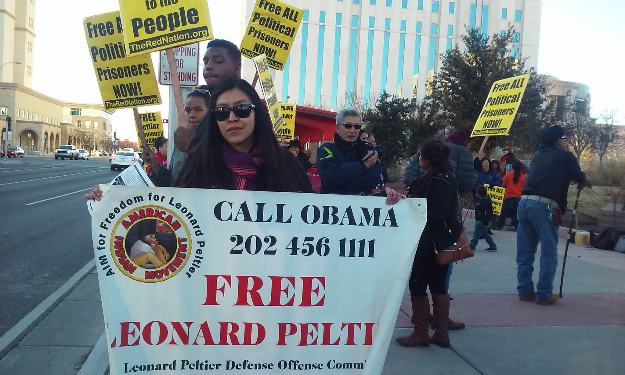 Photo of Demand grows for Peltier clemency