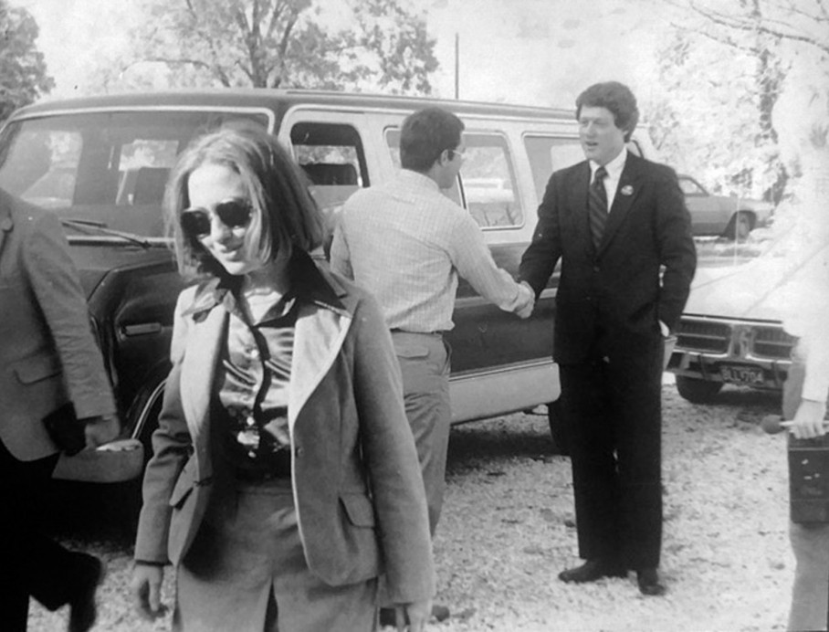 Photo of In 1983 Clinton teamed with Walmart to attack public education