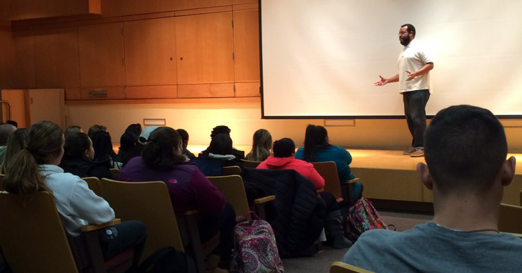 Photo of West Chester University holds Black Lives Matter forum with communist organizer
