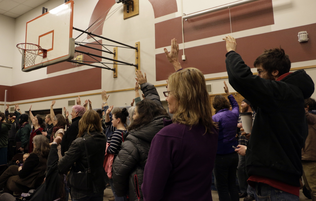 Photo of Big Sanders win: Despite their character, Washington caucuses reflect voters' will