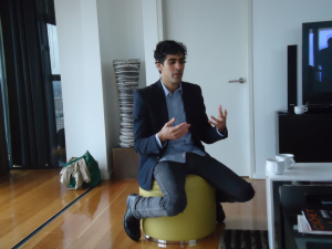 Yelp CEO Jeremy Stoppelman has a net worth of $111 million or more.