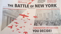 Battle of New York paper