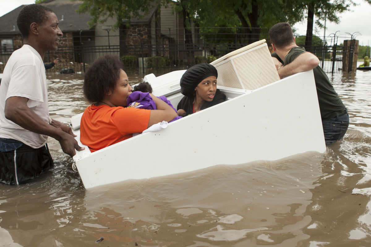 Photo of Texas flooding: A tale of two states