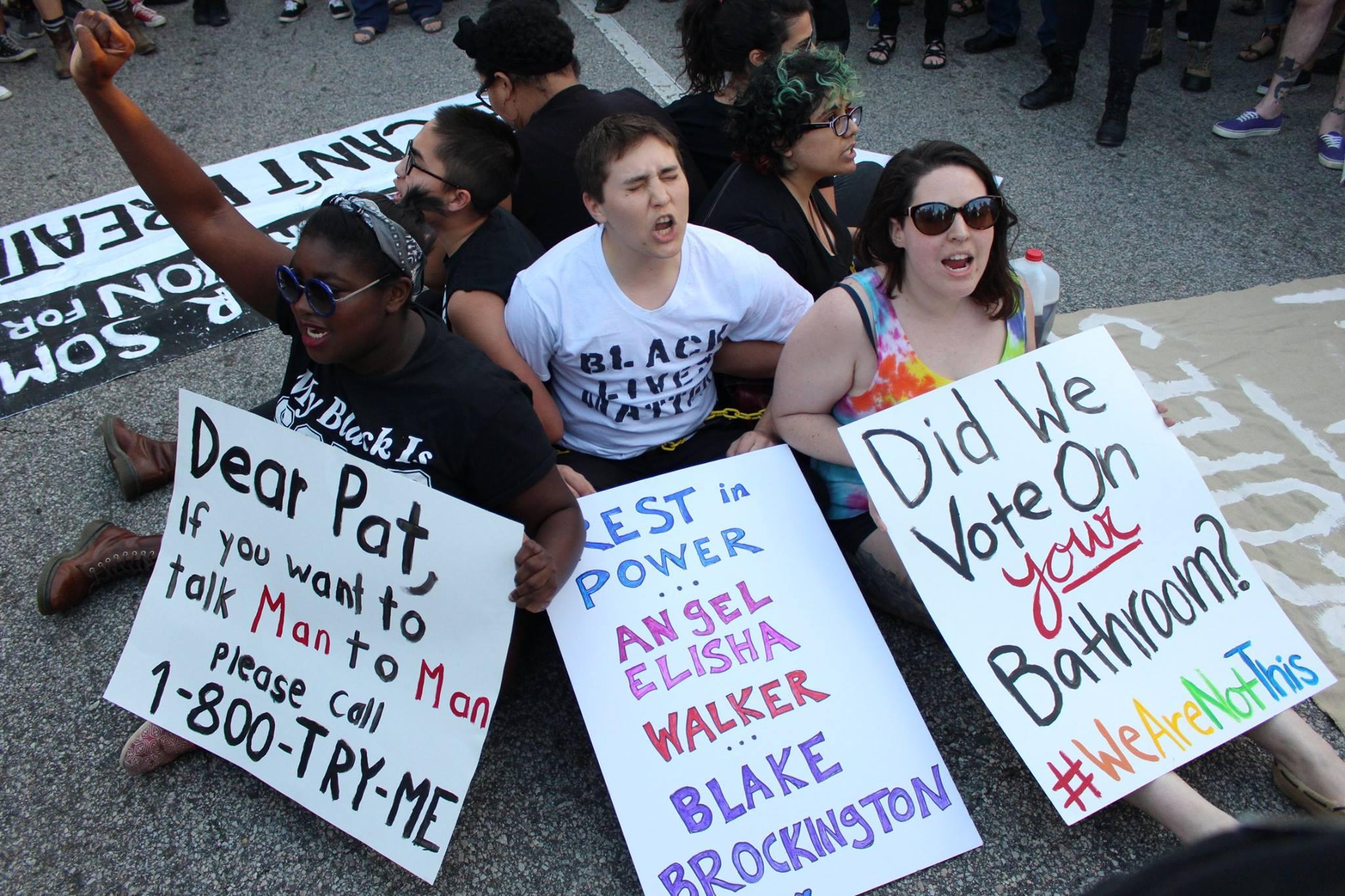Continued united fightback galvanizes North Carolina   Liberation News