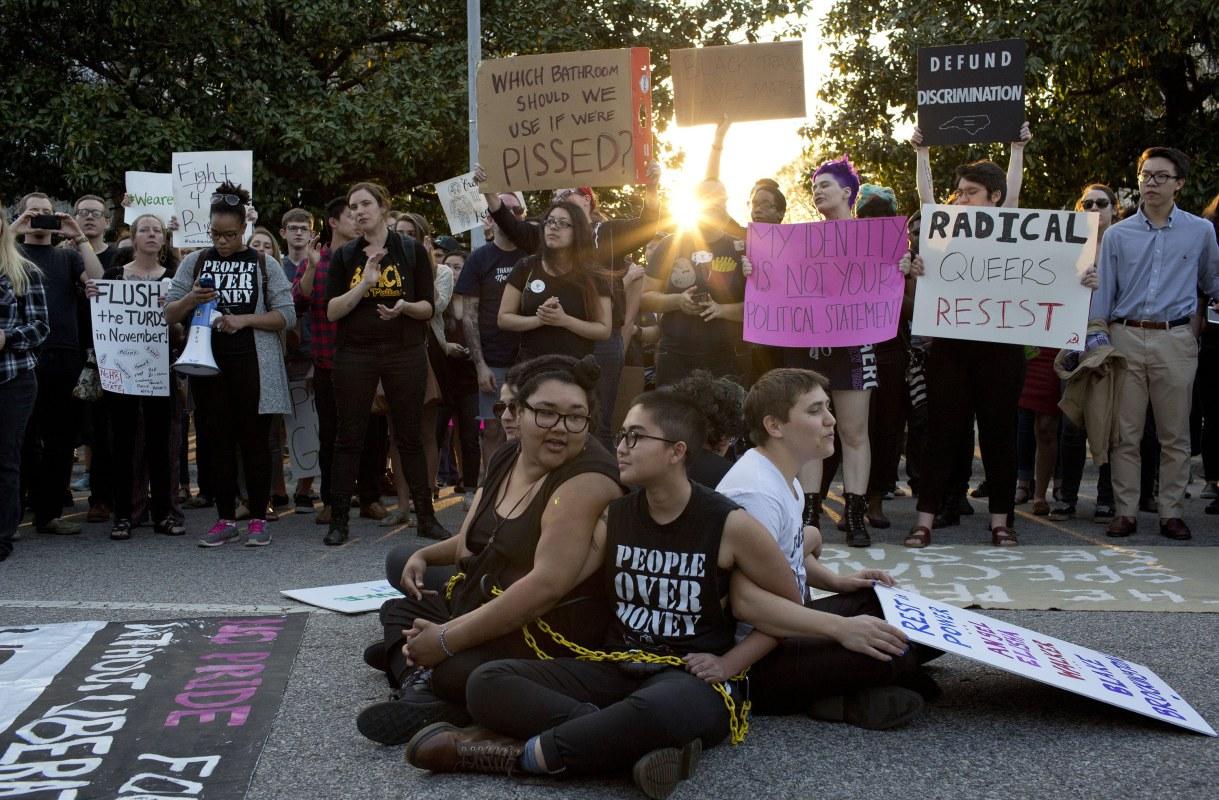 Photo of N.C. anti-LGBTQ law also racist, sexist, anti-worker