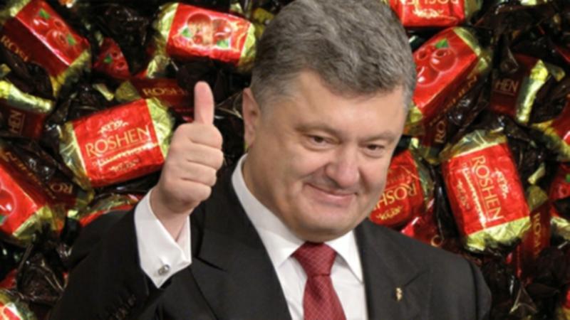 Photo of Ukrainian President Poroshenko exposed in Panama Papers