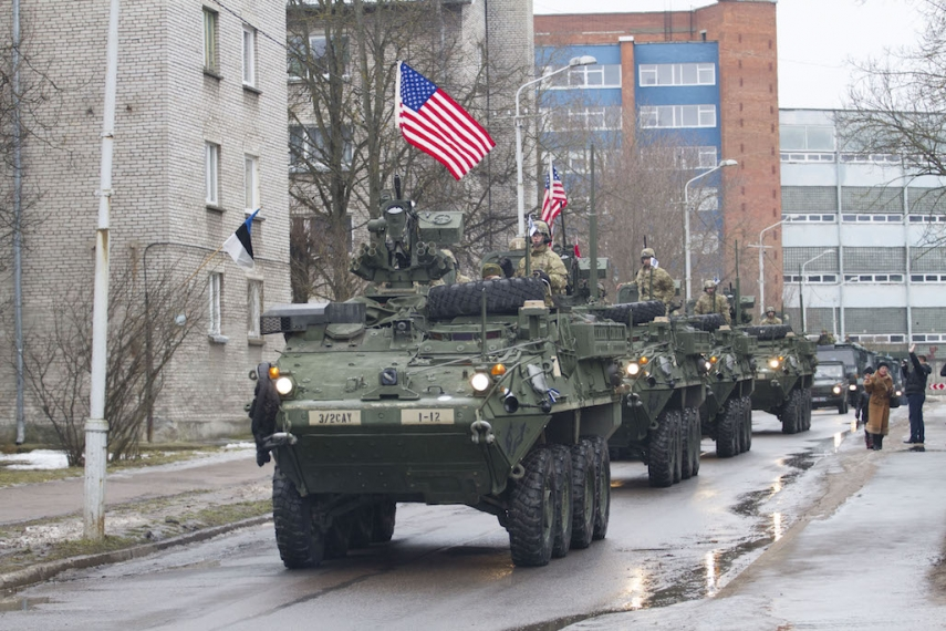 Photo of U.S. and NATO escalate, plan bases on Russian border