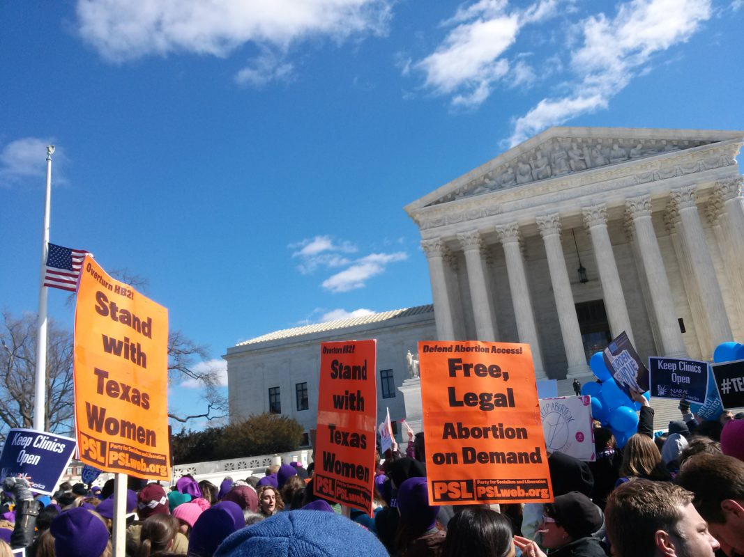 Photo of Victory for abortion care access at Supreme Court