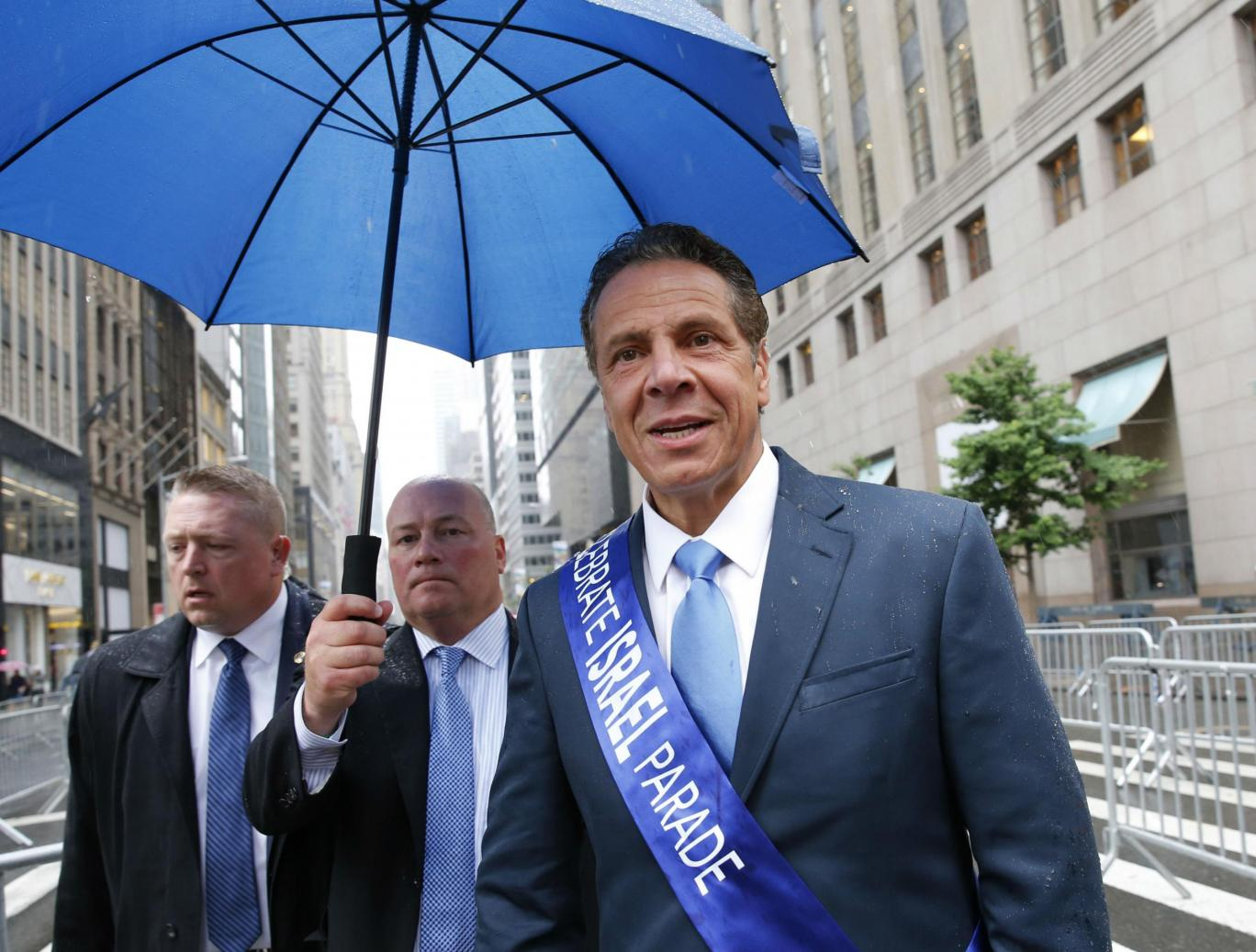 Photo of Gov. Cuomo blacklists those who stand with Palestine