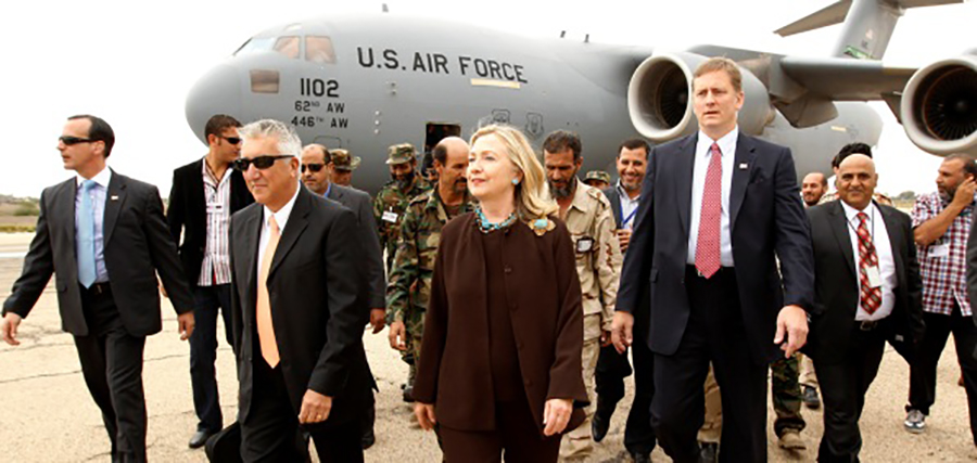 Photo of Hillary Clinton, Russia, China and the dangerous logic of endless war