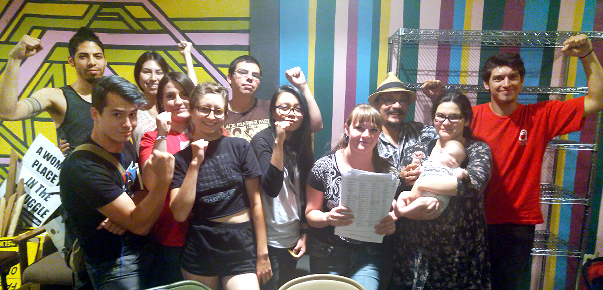 Photo of PSL in New Mexico gets thousands of signatures for third party campaign