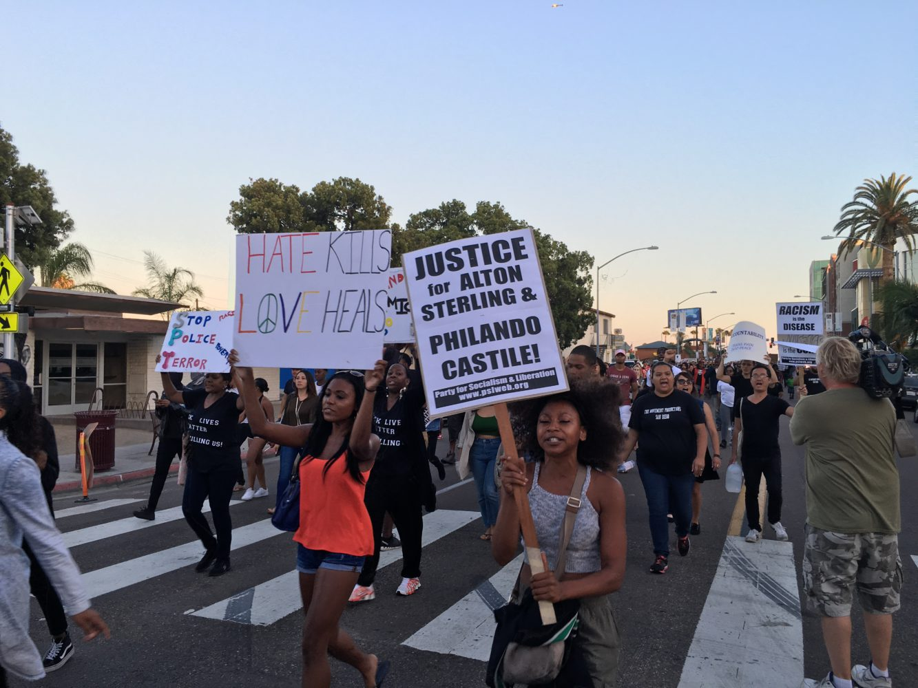 Photo of San Diego demands justice for victims of police terror