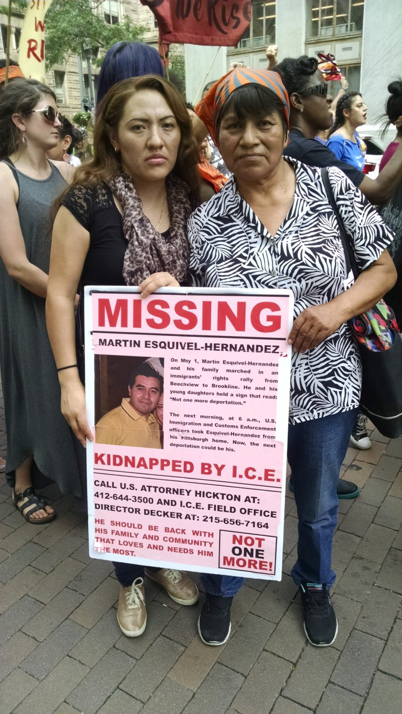 Photo of Justice for Martin Esquivel Hernandez, end ICE reign of terror