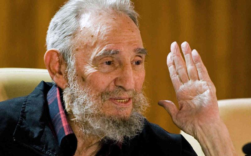 Photo of Listen: Danny Glover, Gloria La Riva and Gail Walker on Fidel's 90th birthday