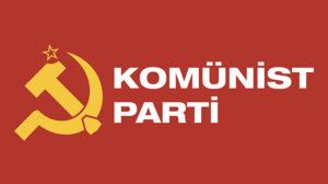 Communist Party, Turkey logo
