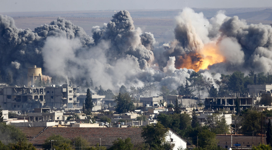 Photo of U.S. air strikes help ISIS – A mistake?