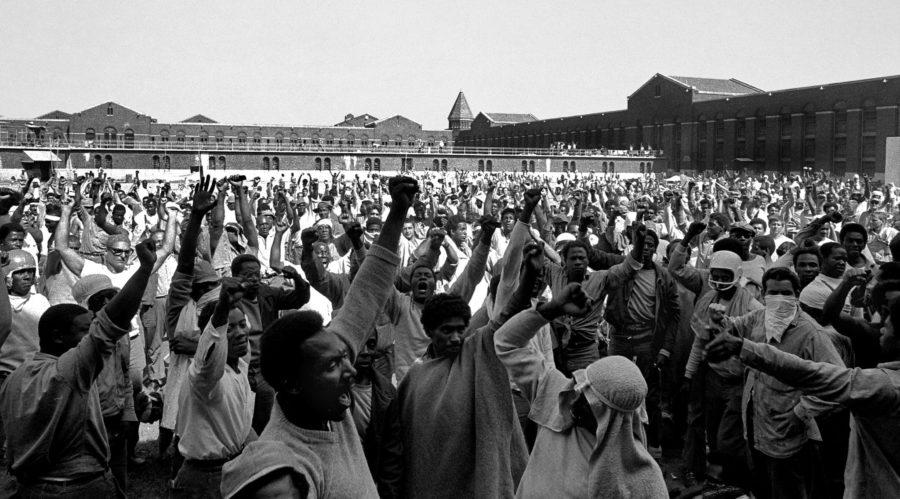 Photo of Transcript: Attica Rebellion 45 years later