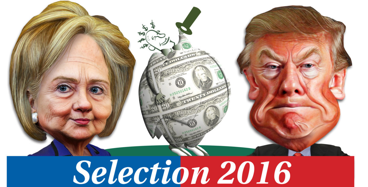 Photo of Selection 2016: Tonight's corporate-controlled debate is a sham