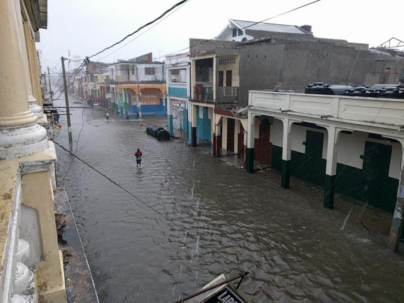 Hurricane Matthew devastates Haiti's southern peninsula – Liberation News