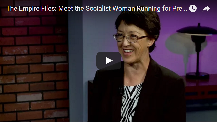 Photo of WATCH: Gloria La Riva joins Abby Martin on The Empire Files