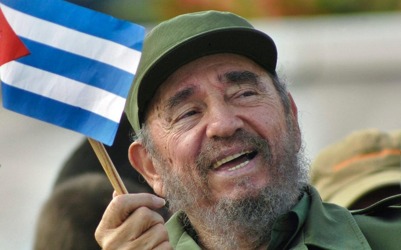 Fidel Castro dies, great revolutionary and leader of Cuban Revolution
