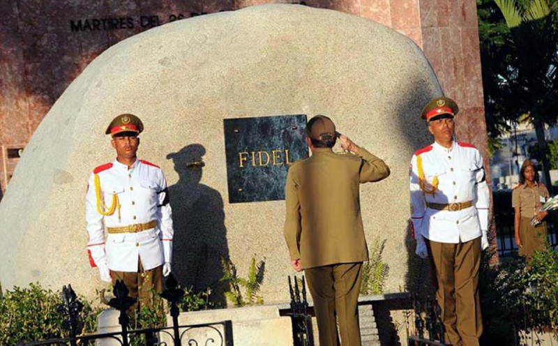 Photo of Raúl Castro: Fidel's enduring lesson is that, yes, it is possible