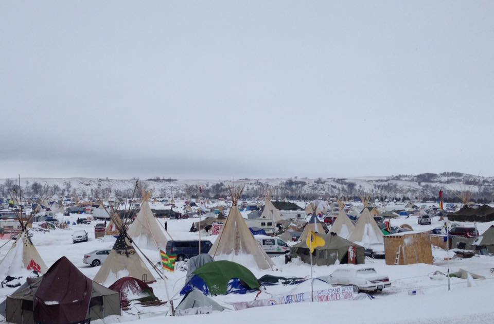 Photo of 'My heart is whole here:' Interviews with Standing Rock water protectors