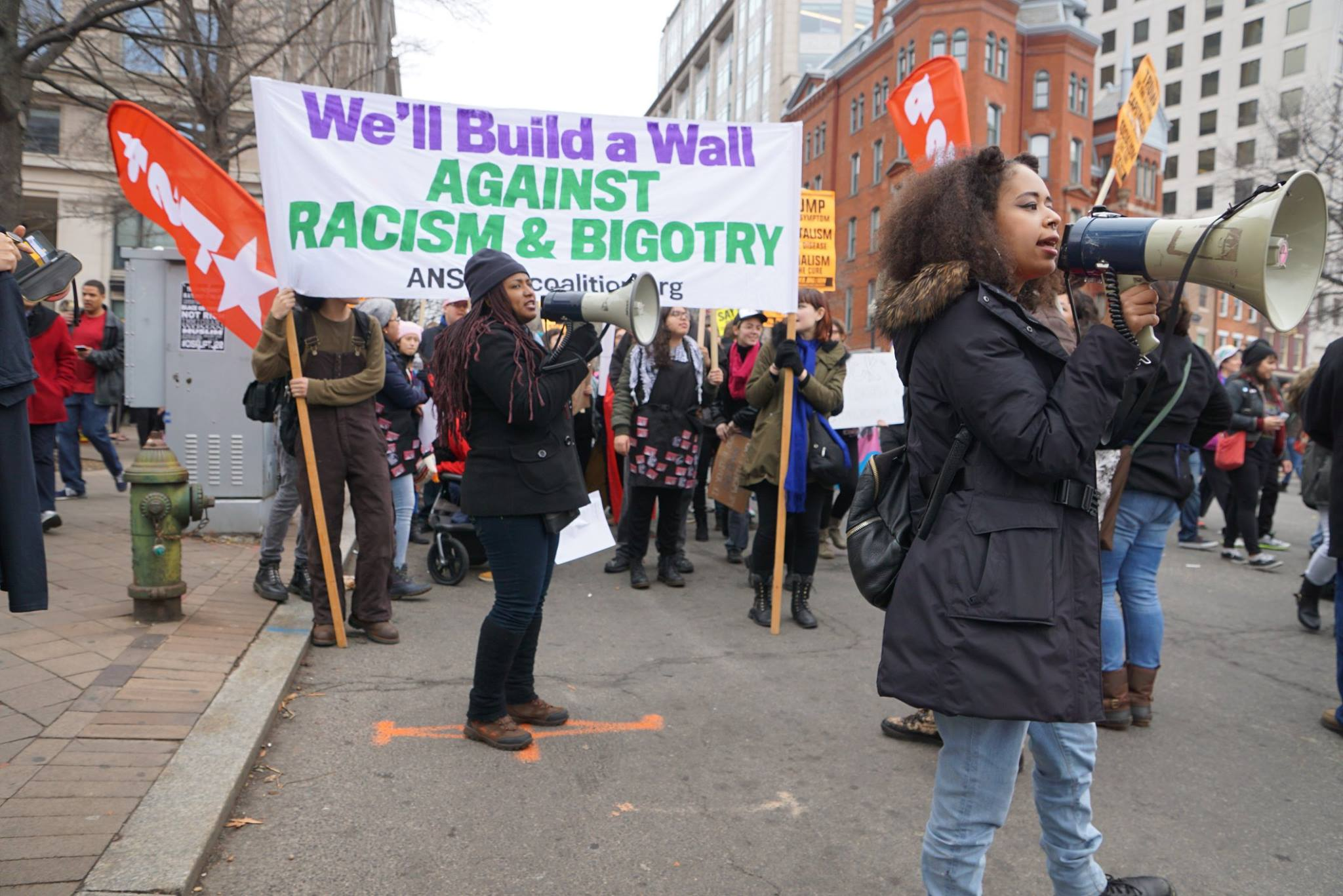 Photo of Strengthening the women's movement through anti-racism