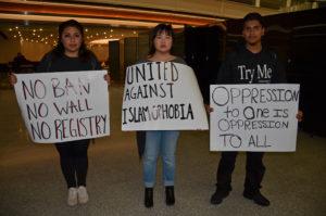 SFO mass action Liberation Photo: Gloria La Riva