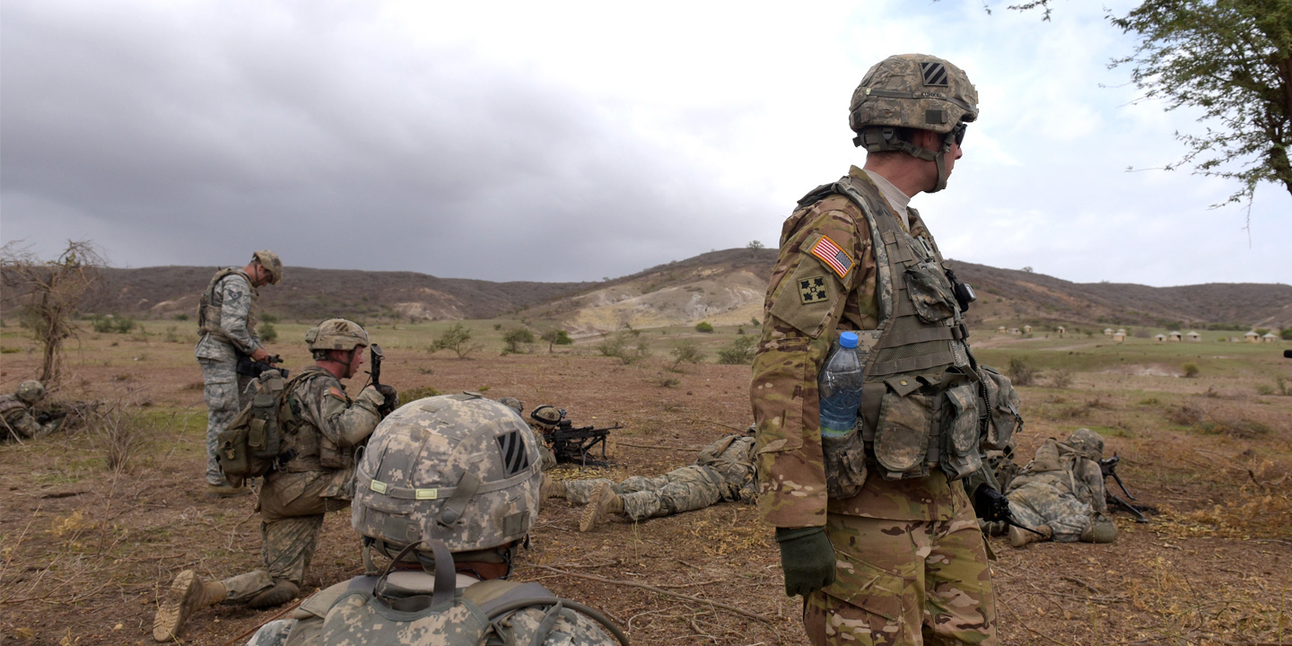 Photo of U.S. military presence in Africa continues to grow