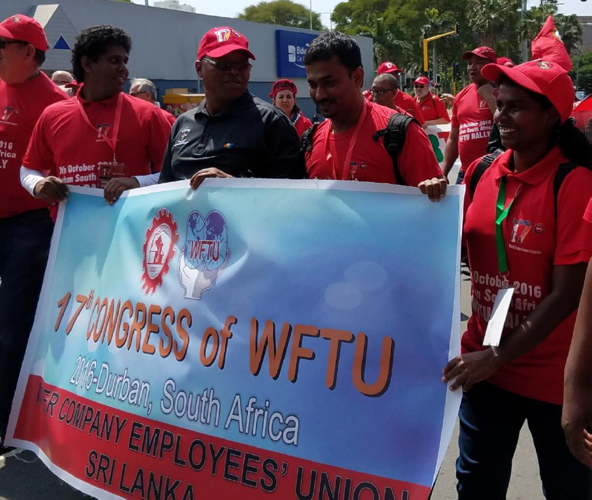 The World Federation of Trade Unions 17th Congress: A report on the global state of the class struggle