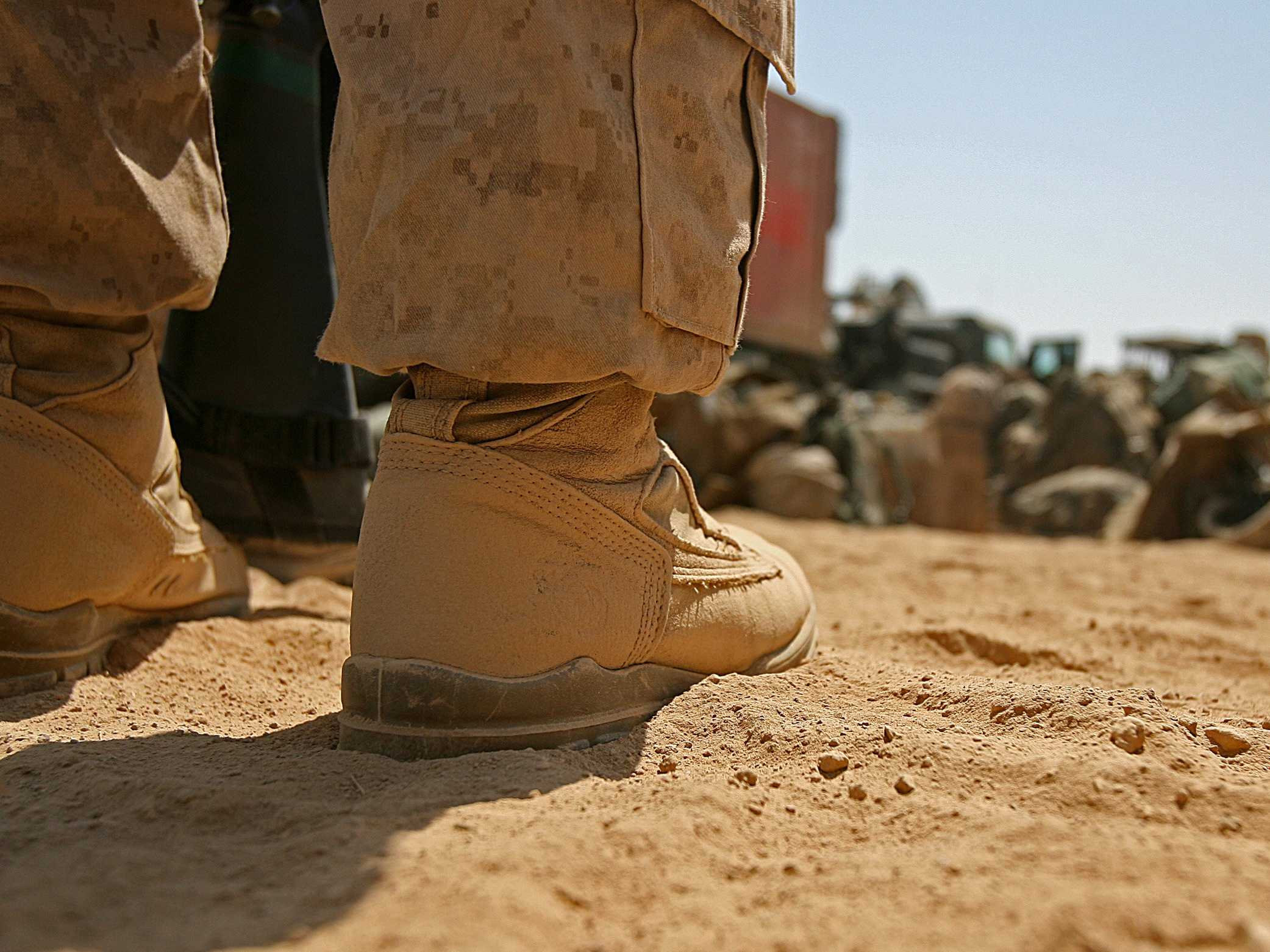 It's official: US boots on ground in Iraq, Syria