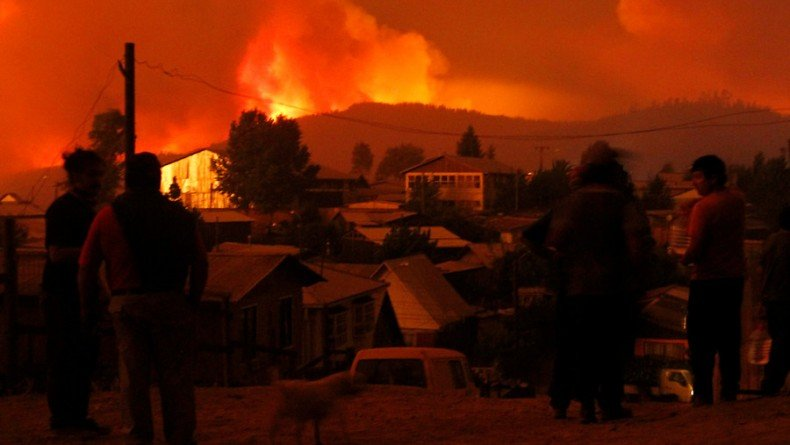 Photo of Worst wildfires in Chilean history – the role of the forestry business