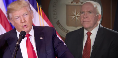 The CIA campaign, under John Brennan, aims to discredit Donald Trump so as to box in his foreign policy with respect to Russia and the Middle East.