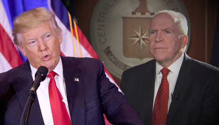 Brennan's CIA operation against Trump: sharpening struggle within capitalist establishment
