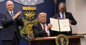 Executive order on military readiness