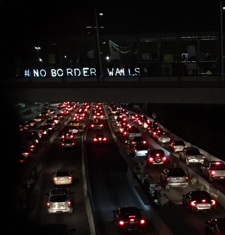 Photo of San Diego fights back against border wall