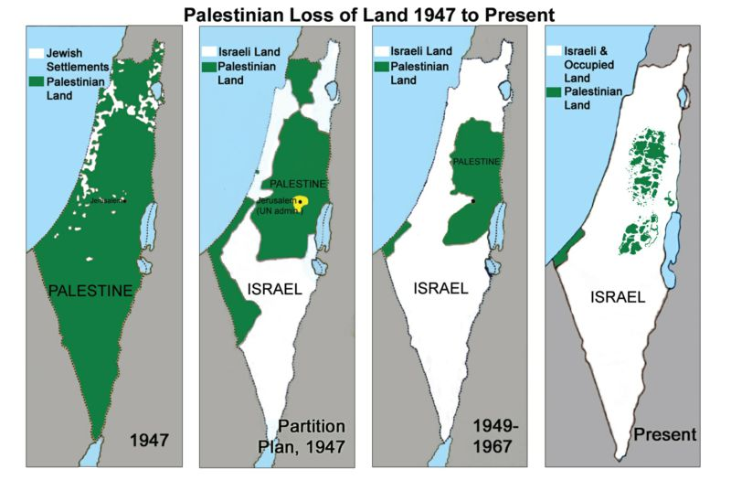 Israeli Knesset 'legalizes' robbery of Palestinian land