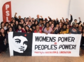 Women Resist conference, March 11, New York City
