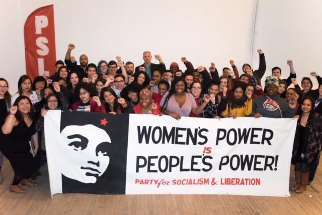 Women Resist conference inspires