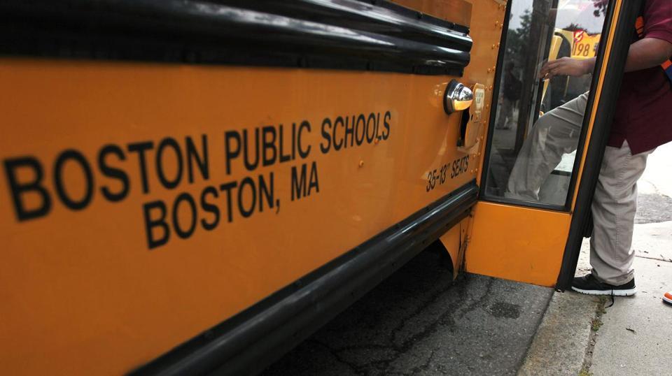 Photo of The fight vs. Boston school cuts and 'little Trumps'