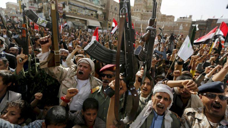 Photo of US increases assault on Yemen