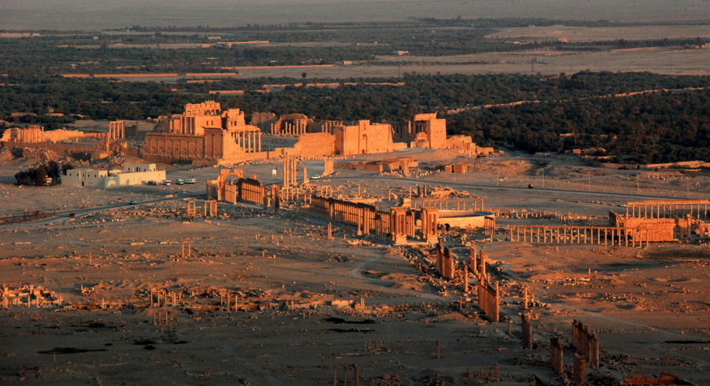 Photo of Syrian gov't and allies again free Palmyra from Islamic State control
